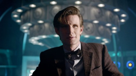 """Right then, Clara Oswald. Time to find out who you are."""