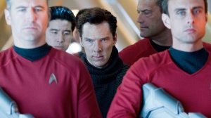 Benedict Cumberbatch as... somebody... surrounded by Red Shirts who will probably die