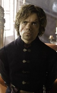 Tyrion, not a woman, but still a badass