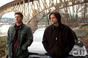 Behold, both Winchesters were featured and unscathed after sharing the story with a female character.