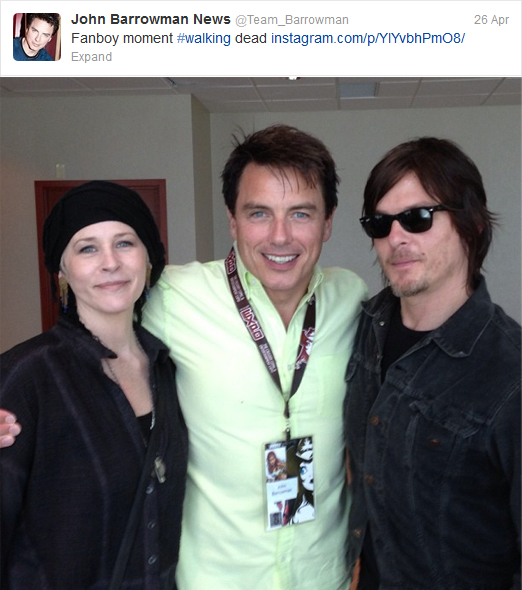 JB and TWD