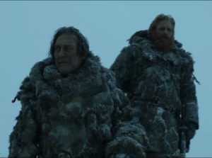 Mance Rayder and Tormund Gianstbane, aka Wildlings you should remember
