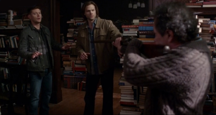 great escapist sam and dean