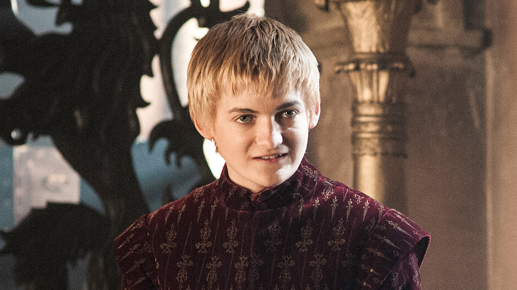 You're a bastard, Joffrey, both literally and figuratively.  P.S. Nobody likes you.