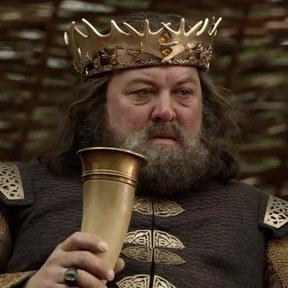 lol good ol' fat King Robert Baratheon