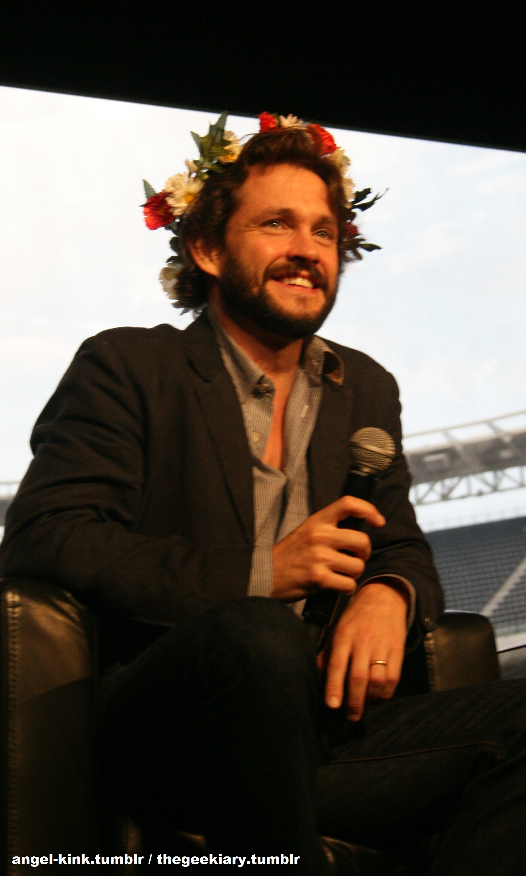 Hannibal Nerd Hq Pannibel Flower Crowns The Geekiary