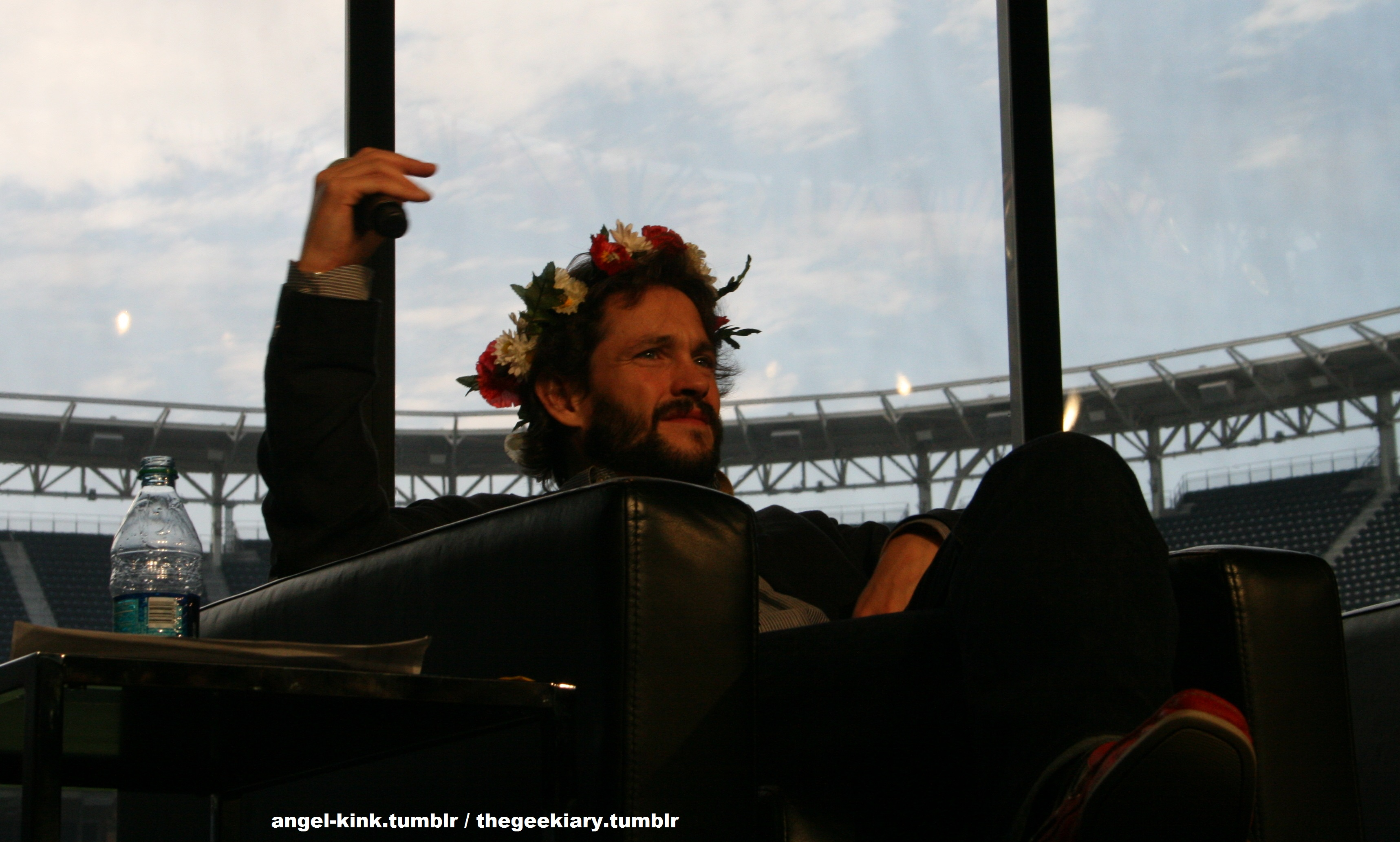 Hannibal Nerd Hq Pannibel Flower Crowns The Geekiary